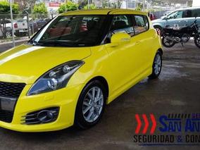 Suzuki Swift 1.6 Sport 6 Vel. Mt 2013