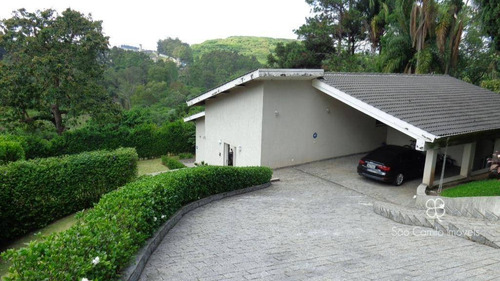 Casa Com 3 Dormitórios À Venda, 280 M² Por R$ 1.100.000,00 - Granja Viana - Cotia/sp - Ca1393