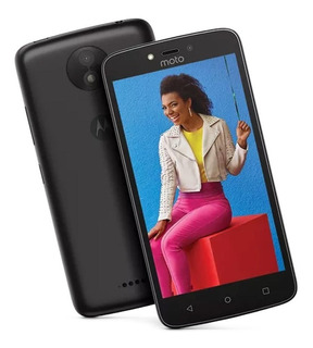 Celular Motorola Moto C Plus Gris