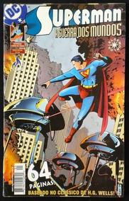 Superman Guerra Dos Mundos