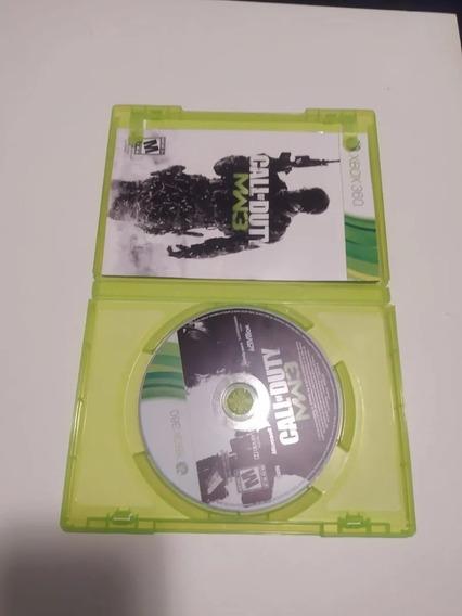 Cod Modern Warfare 3 Xbox 360 Call Of Duty Usado Original