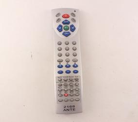 Controle Remoto Ante 2168 2 Pilhas Aa Bom Estado A9787