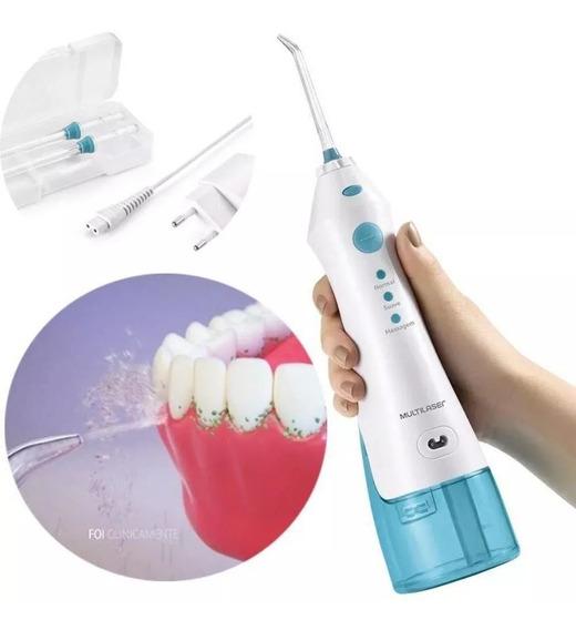 Irrigador Oral Clearpik Portable Limpeza Bucal Bivolt - 200ml