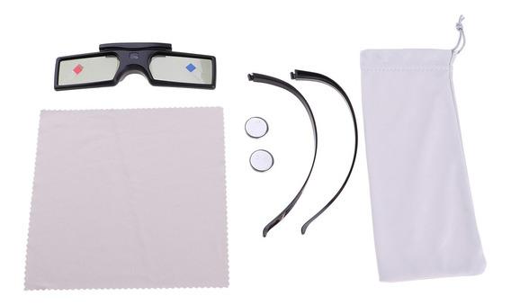 Óculos Ativos Do Persiana Bluetooth 3d Recarregável Para D