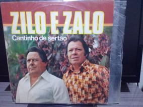 Lp Zilo & Zalo Cantinho Do Sertão Cód//02