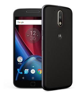 Motorola Moto G4 Plus Xt1641 5.5 32gb 4g Preto - Original