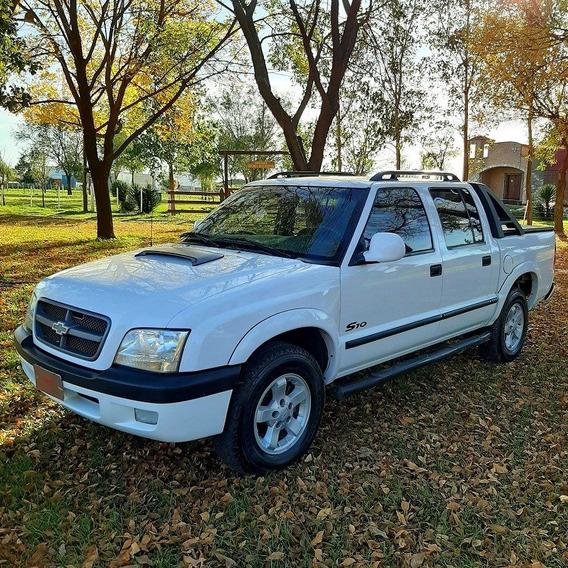 Chevrolet S10 Dlx 4x2 2007 - 181.000km - 2.8tdi