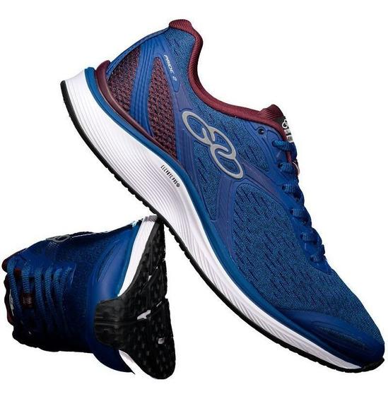 Tênis Olympikus Pride 2 Feminino Azul