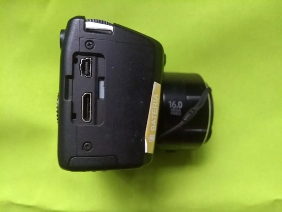 Câmera Cannon Powershot Sx500