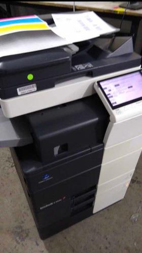 Konica Minolta Bizhub C454 - Impressora