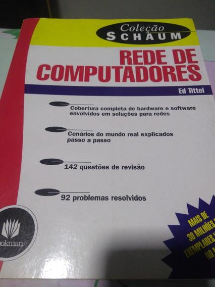 Rede De Computadores (coleção Schaum)