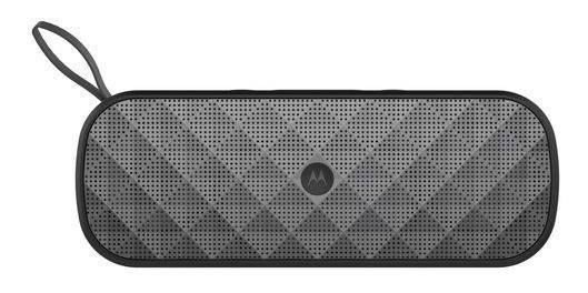Caixa De Som Motorola Bluetooth Fm Sonic Play +275 Preto