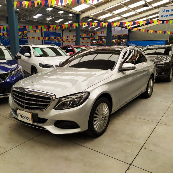 Mercedes Benz C200 Exclusive 2.0 Aut Ivx244