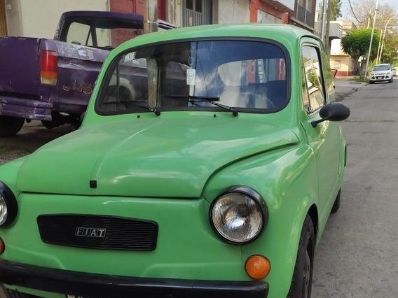 Fiat 600s S 100.000