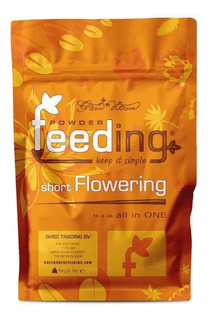Feeding Short Flower (base De Floración) 10g