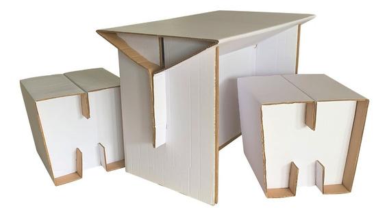 Kit Escritorio Mamut Cardboard Toys