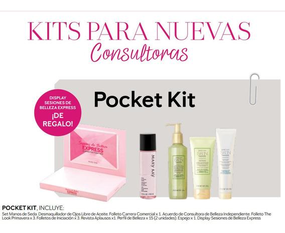 Set Inicio Consultora De Belleza Mary Kay Poket Kit