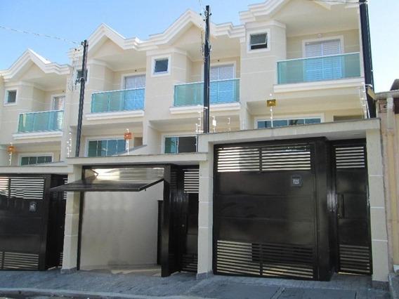 Sobrado Residencial À Venda, Vila Mazzei, São Paulo. - Ca01454 - 33599530