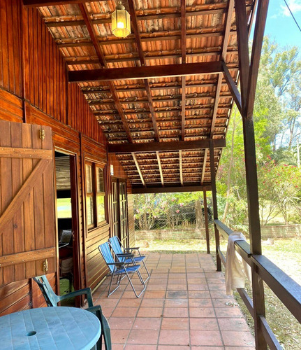 Cabaña C/piscina Climatizada Privada