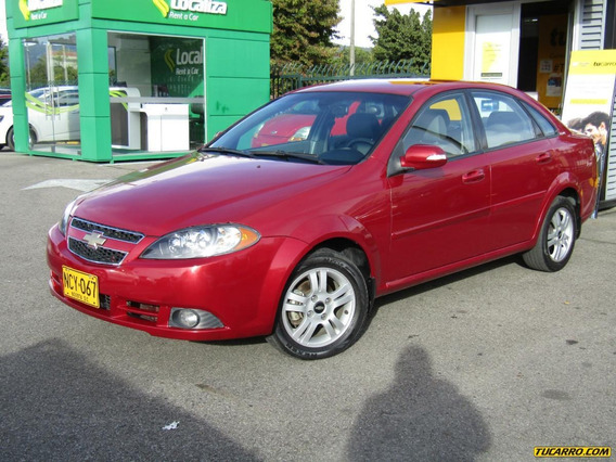 Chevrolet Optra Advance Mt 1600cc Aa