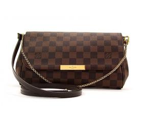Clutch Favorite Louis Vuitton Couro Premium Com Código Serie