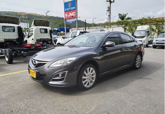 Mazda 6 All New 2011 Aut