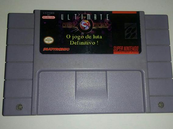 Ultimate Mortal Kombat Snes
