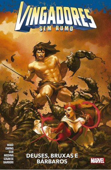 Vingadores: Sem Rumo - Volume 2