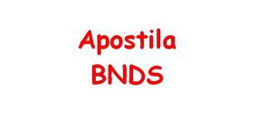 Apostila Bnds