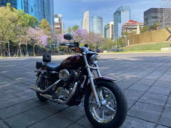 Harley Davidson Sportster Xl 1200cc 2016