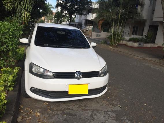 Volkswagen Gol 2013, Color Blanco
