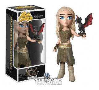 Daenerys Targaryen Funko Rock Candy,game Of Thrones