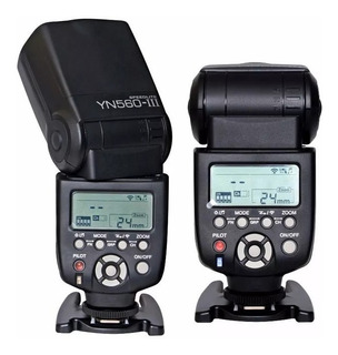 Flash Yongnuo Yn-560iii Camaras Nikon Canon