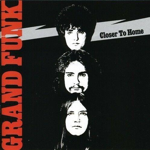 Grand Funk Railroad Closer To Home Importado Envio 12 Reais