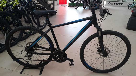 Bicicleta Cube Curve Pro