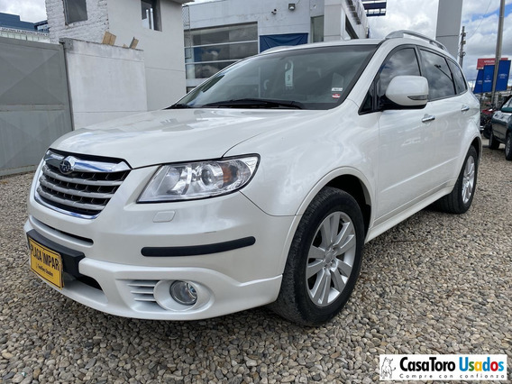 Subaru Tribeca At 4x4 7 Puestos 3630cc 2013