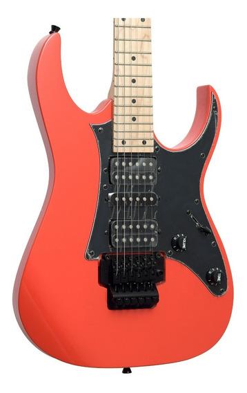Guitarra Ibanez Gio Grg250m Beam Red Regulada!