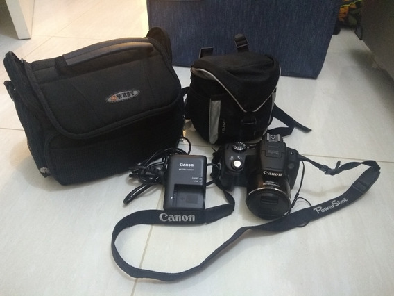 Câmera Canon Powershot Sx50hs