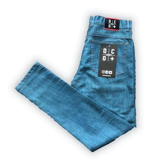 Pantalon De Jean - Talle Especial