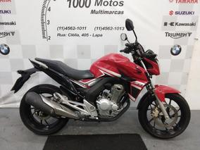 Honda Cb 250 Twister 2018 Baixo Km