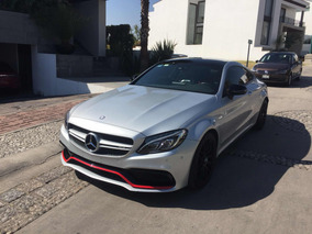 Mercedes-benz Clase C 4.0 63 Amg Coupe At 2017