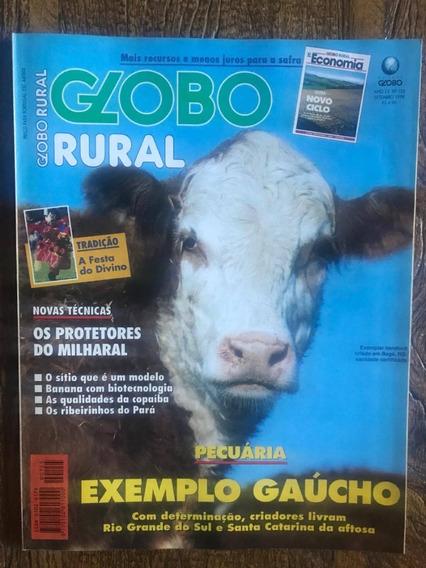 Revista Globo Rural #155