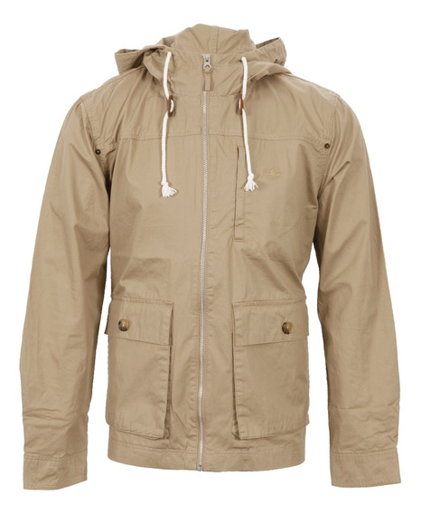 Chaqueta Jacket Con Capucha adidas Para Hombres - Z34700