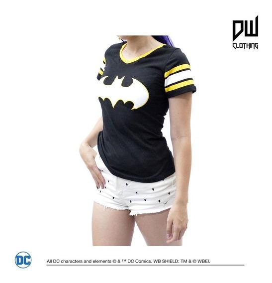 Remera Batgirl - Oficial D.c Comics