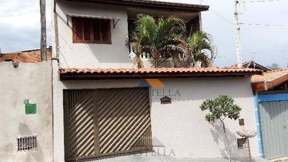 Casa Com 2 Dormitórios À Venda, 135 M² Por R$ 290.000,00 - Jardim Ipanema - Limeira/sp - Ca0290