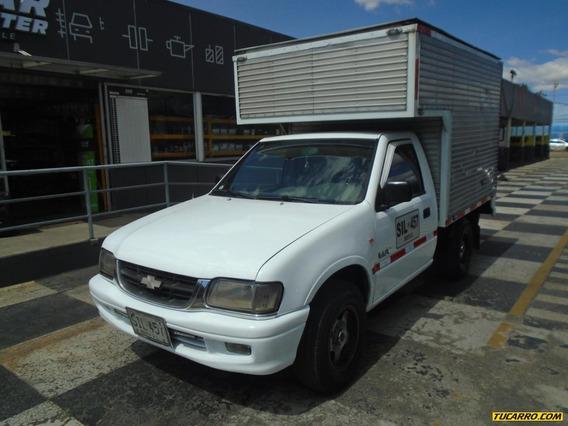 Furgones Chevrolet Luv