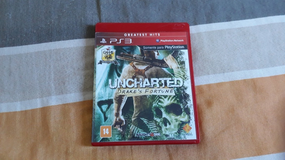 Uncharted Drakes Fortune Para Ps3