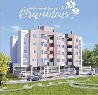 Apartamento Com 2 Dormitórios À Venda, 46 M² Por R$ 170.000 - Nossa Senhora Das Graças - Caxias Do Sul/rs - Ap2080
