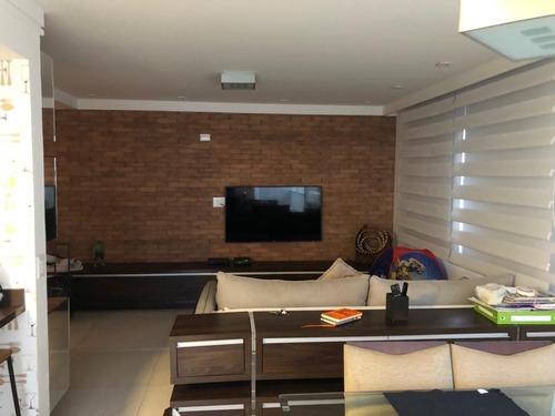 Imagem 1 de 21 de Cobertura Com 3 Dormitórios À Venda, 188 M² Por R$ 1.440.000,00 - Mooca - São Paulo/sp - Co0104