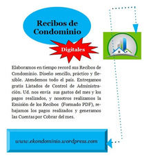 Recibos De Condominio Digitales